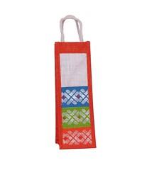 Buy wine bottle bags - Indiajutes .com
