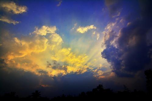 1116 chennai clouds d7100 december kottivakkam nature nikon nikond7100 rays sky sunset tokina wideangle sunday