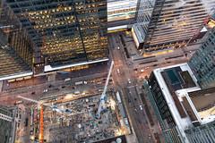 Downtown Toronto Construction