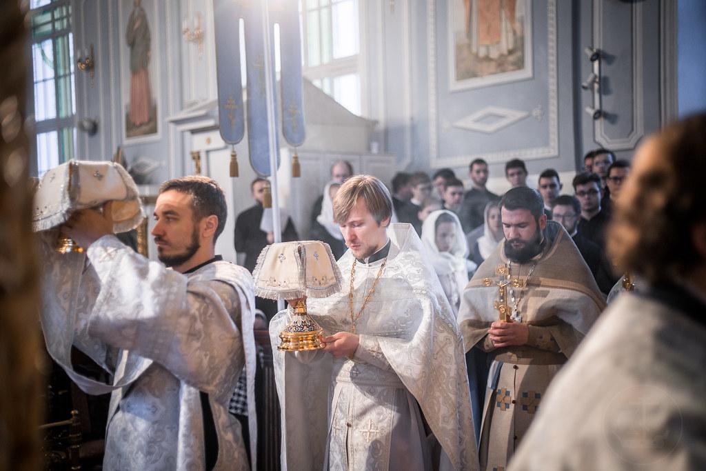 26-27 января 2019, Неделя 35-я по Пятидесятнице / 26-27 January 2019, 35th Sunday after Pentecost