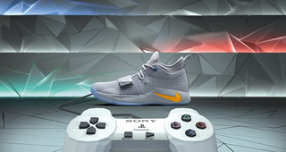 Nike PG 2.5 x PlayStation Colorway | by PlayStation.Blog