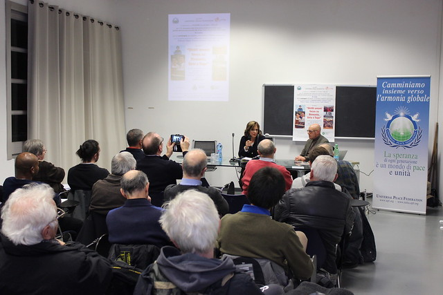 Italy-2018-12-10-UPF Honors 70 Years of Human Rights