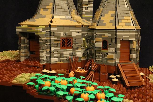 Hagrid's Hut 5