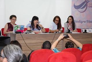 Participação em evento no Sindigru