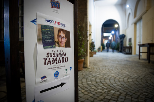 Susanna Tamaro all'Università del Dialogo 2018