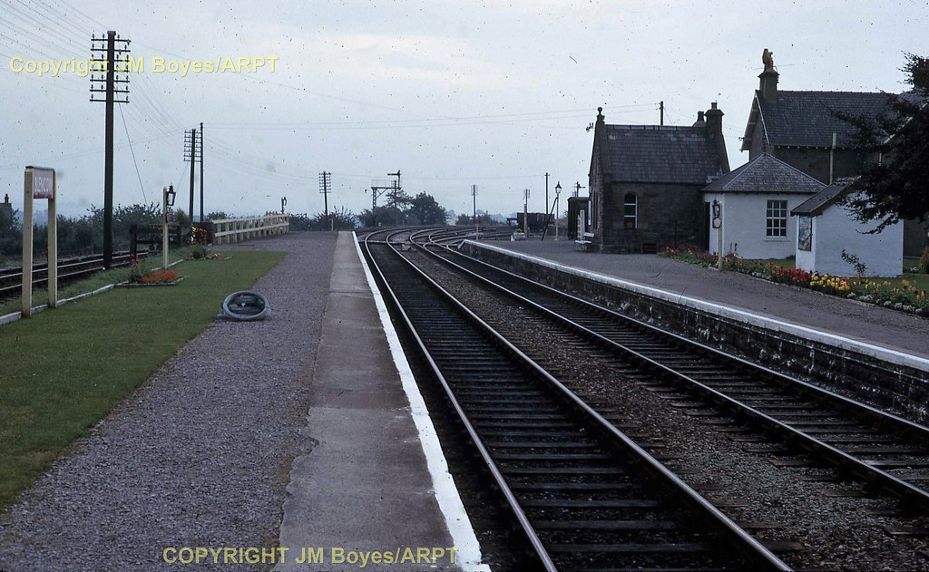 T103 17 Blencow Station view to Penrith 13091964 | Copyright… | Flickr