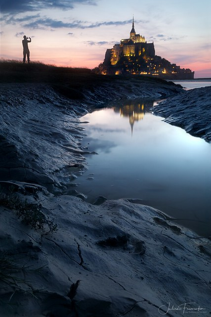Mont-Saint-Michel, Normandie