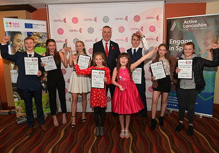 23/11/2018 Lancashire Sports Awards 2018 | by Active Lancashire