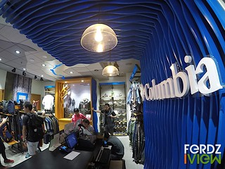 Columbia Sportswear PH | by ferdzdecena