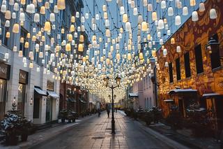 Столешников переулок   by Алпатова