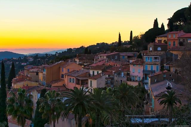 Bormes-les-Mimosas, Côte d'Azur France - 3D0A3344