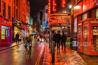 Table Dancing - Soho, London, UK | by davidgutierrez.co.uk