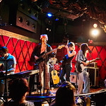 Thu, 08/11/2018 - 6:20pm - The Lemon Twigs Live at Rockwood Music Hall, 11/8/18 Photographer: Gus Philippas