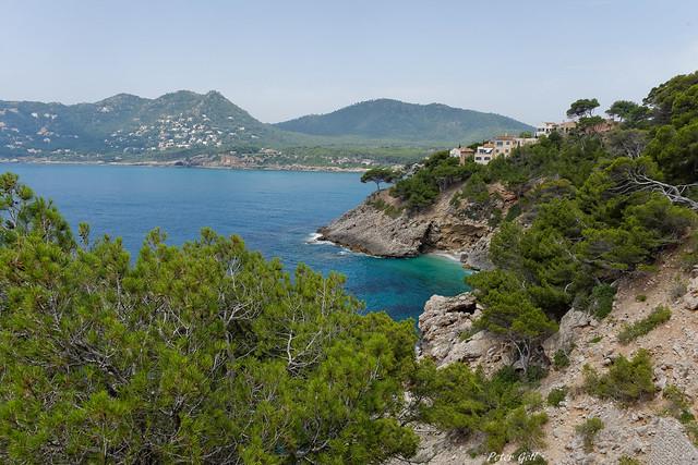 Mallorca - Bucht von Canyamel