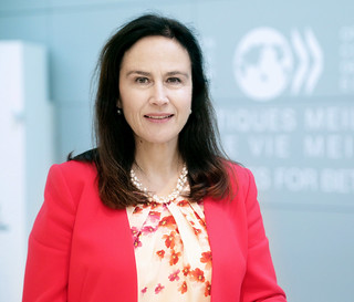 Anna Brandt, Ambassador of Sweden to the OECD | by Organisation for Economic Co-operation and Develop