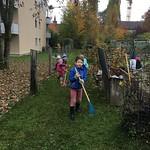 Gartenaktion vom 29.10.2016