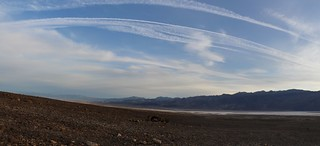 1073 Wide panorama view north over Death Valley from Hanaupah Canyon Road | by _JFR_