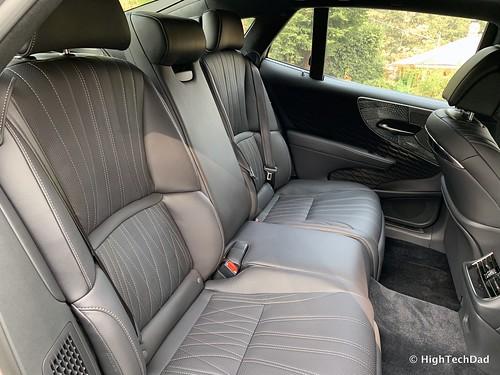 2019 Lexus LS 500h Sedan - Photo