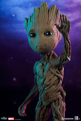 marvel-guardians-of-the-galaxy-baby-groot-maquette-sideshow-400314-05 | by DReager100