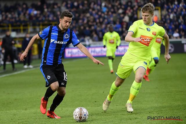 Club Brugge - AA Gent 03-02-2019