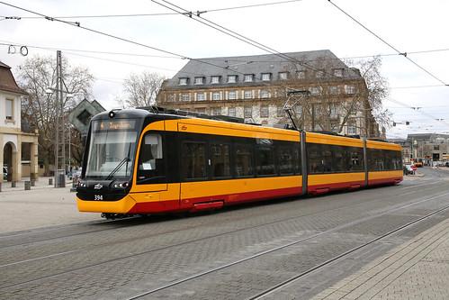 Tram Karlsruhe