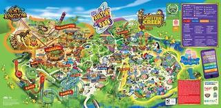 Paultons Park 2017 Park Map | by ThemeParkMedia