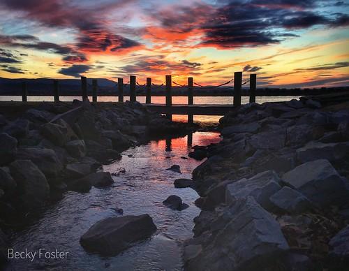 russellvillearkansas lakedardanelle arkansasstateparks stateparks shotoniphone arkansas sunset