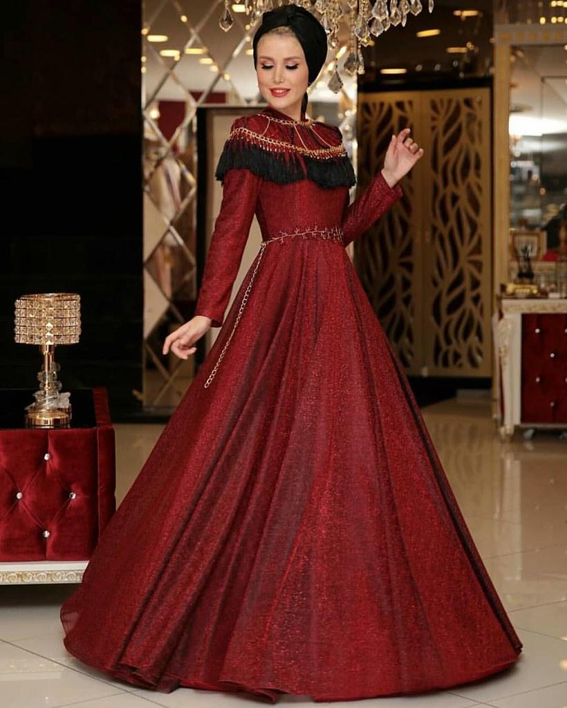 49435e16ef55a ... tesetturelbisesi İndirimli Tesettür Abiye Elbise Modelleri   by  tesetturelbisesi