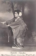 LO JUDICE, Isabella, Madama Butterfly, Compagnia d'Opera Italiana, Amsterdam/La Haye