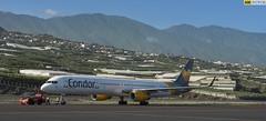 El Condor de Invierno en La Palma...