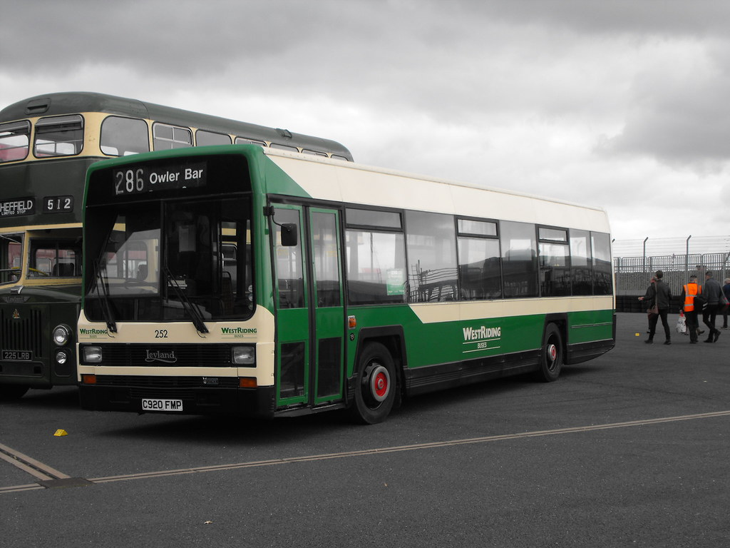 252, C920 FMP, Leyland Lynx, 1986 (t.2018)