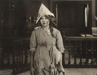 "Mary Pickford in ""The Foundling"" (1916) 