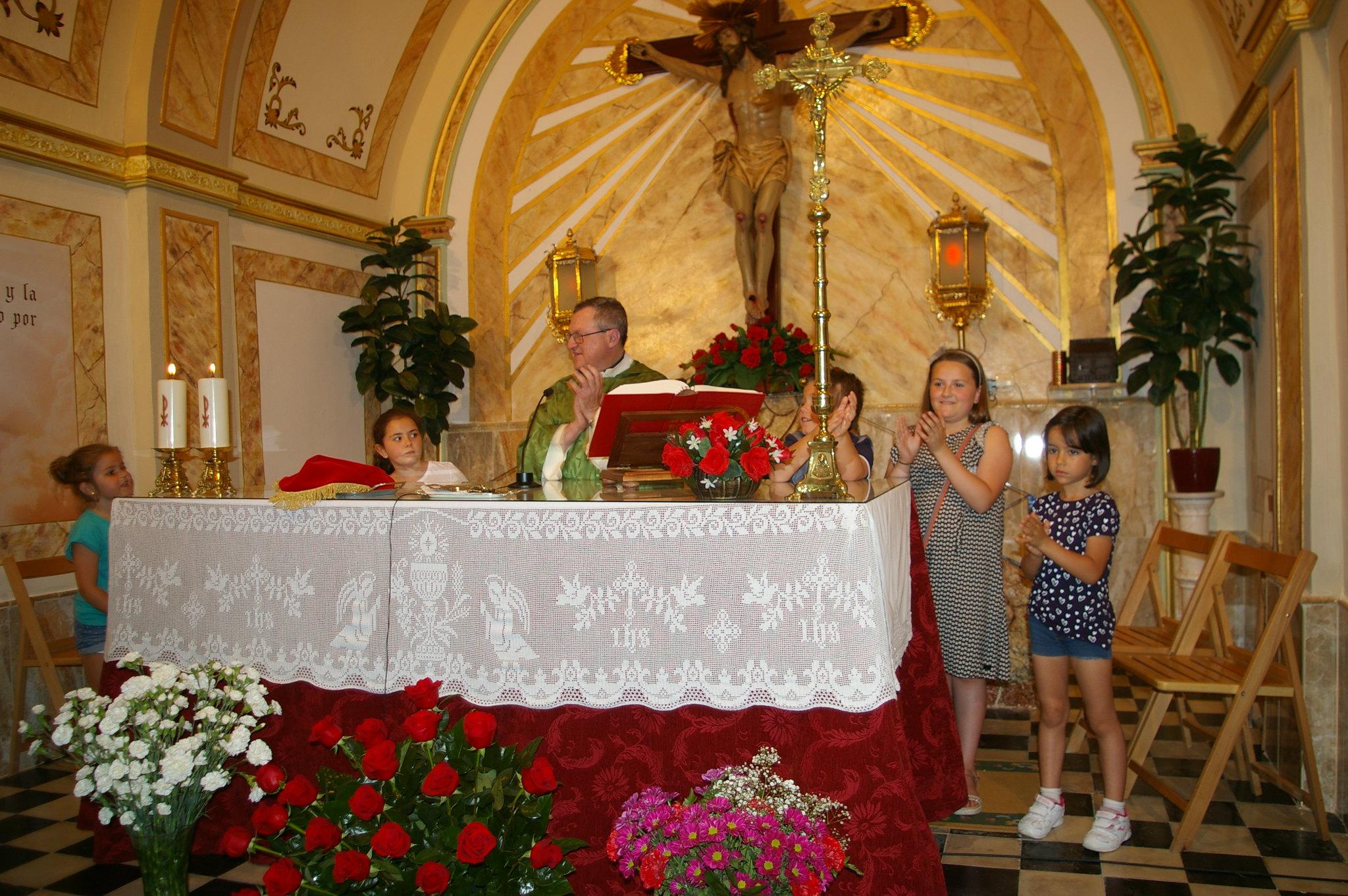 (2018-06-15) 3ª Eucaristía del Costalero - Damián Poveda Verdú (34)