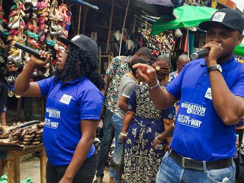 international migration organisation iom migrants nigeria