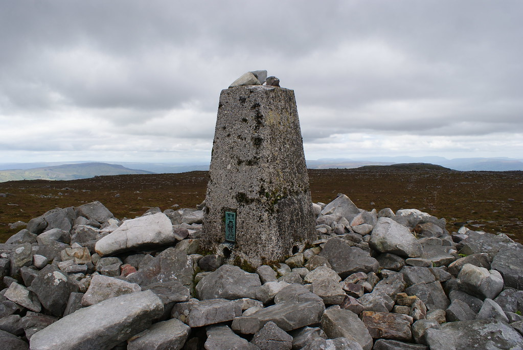 2010-08-07 Cuilcagh 665m