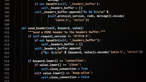 Python Source Code | by joncutrer