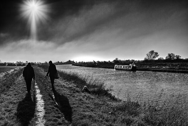 River Cam, Waterbeach, Cambridgeshire