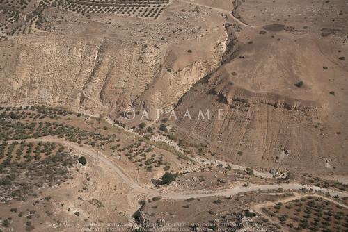 archaeology ancienthistory middleeast airphoto aerialphotography aerialarchaeology mill ottoman megaj3194 megaj3203