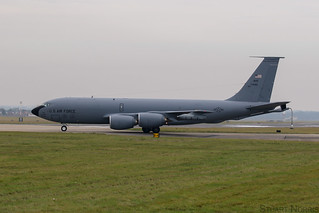KC-135R Stratotanker 57-1440 - 22nd Air Refueling Wing McConnell AFB Kansas   by stu norris