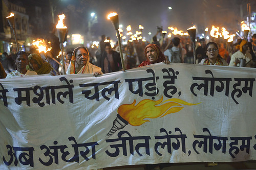 Torchlit Rally, 2nd December | by Bhopal Medical Appeal