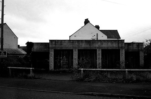 Brutalist garages | by Tiger Mendoza