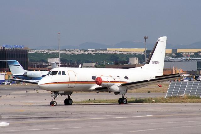 N725G Grumman G.159 Gulfstream I