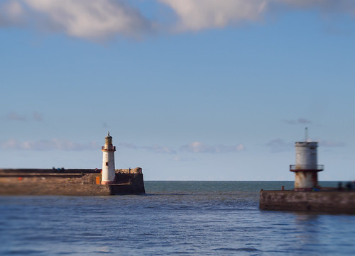 Whitehaven harbour pier fishing | by Alf Branch