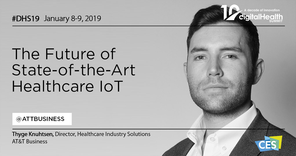 7 - 1230 PM The Future of State-of-the-Art Healthcare IoT