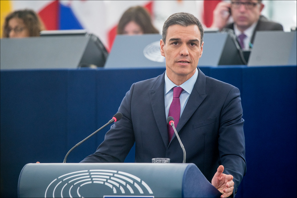 Pedro Sánchez: We must protect Europe, so Europe can prote… | Flickr