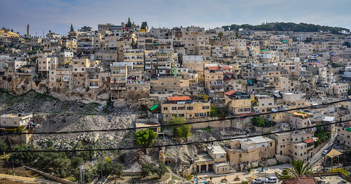 2018 view east jerusalem from city david old israel jerusalemdistrict il jlm middleeast middle altstadt historic ancient יְרוּשָׁלַיִם christian quarter latin apartments buildings wadi hilweh