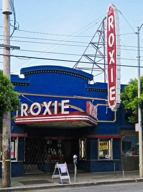Roxie Theatre, San Francisco, CA