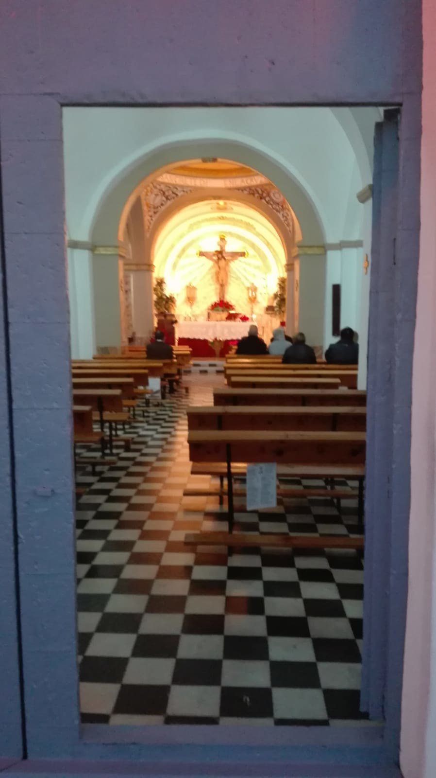 (2018-11-23) - Visita ermita  Esther-Maria Mercedes,2º,Catequesis - Vicente Rico (05)