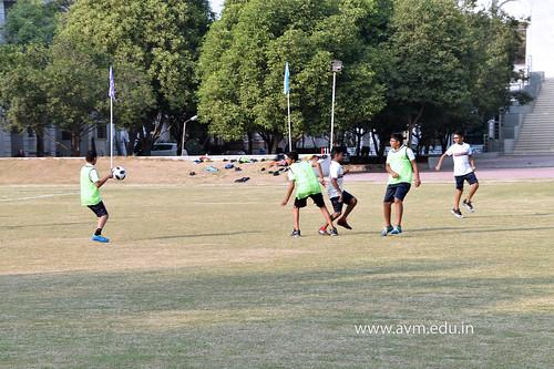Inter House Football Competition 2018-19 6 (10) | by Atmiya Vidya Mandir
