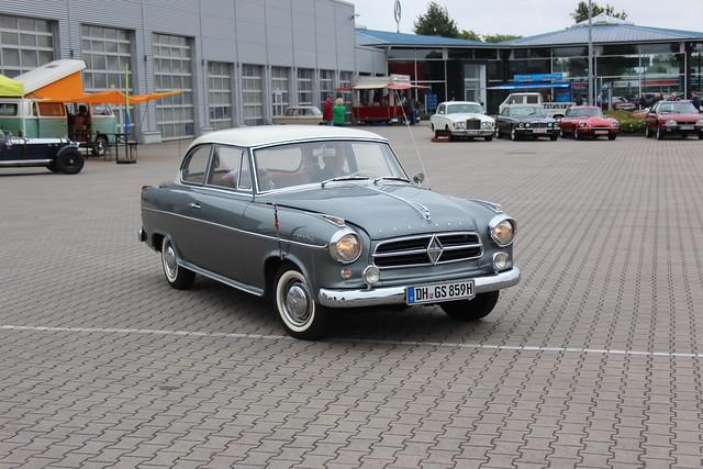 1959 Borgward Isabella              Bersenbrück 24.06.2018